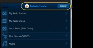 Sonos radio stations