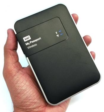 WiFi USB drive